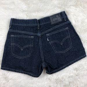 Vintage Levi's Silver Tab Jean shorts